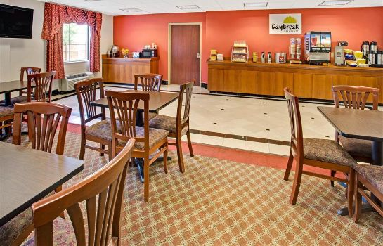 Restaurant DAYS INN & SUITES LAUREL NEAR