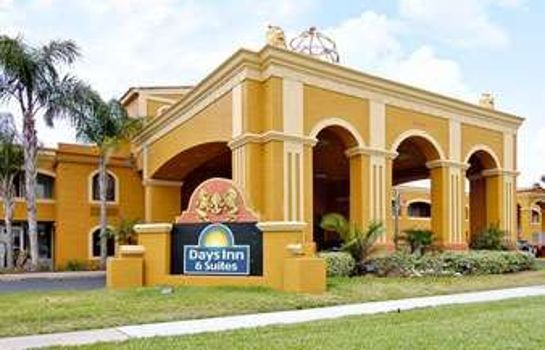 Exterior view DAYS INN ORLANDO I DRIVE