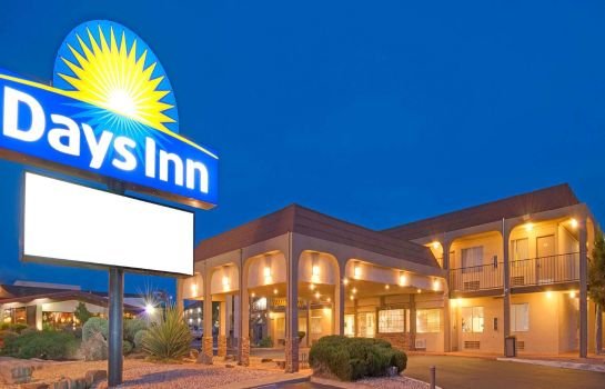 Vista esterna DAYS INN MIDTOWN ABQ
