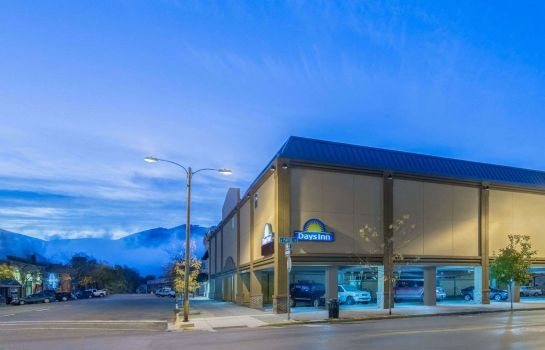 Vista esterna DAYS INN BY WYNDHAM MISSOULA U