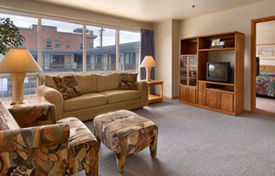 Chambre DAYS INN BY WYNDHAM MISSOULA U