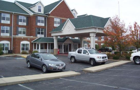 Vista esterna IN Americas Best Value Inn & Suites Marion