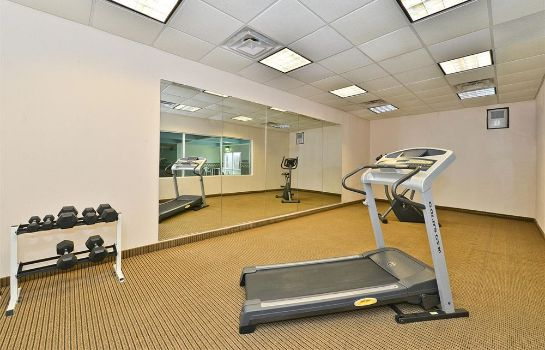 Impianti sportivi IN Americas Best Value Inn & Suites Marion