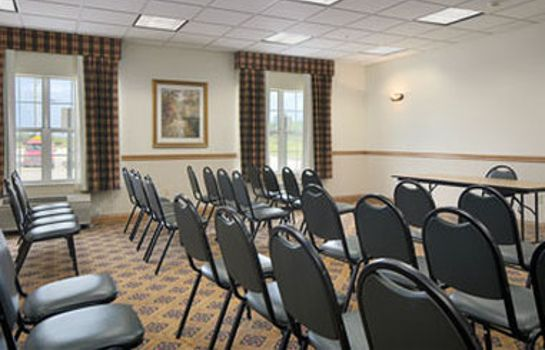 Tagungsraum Americas Best Value Inn & Suites