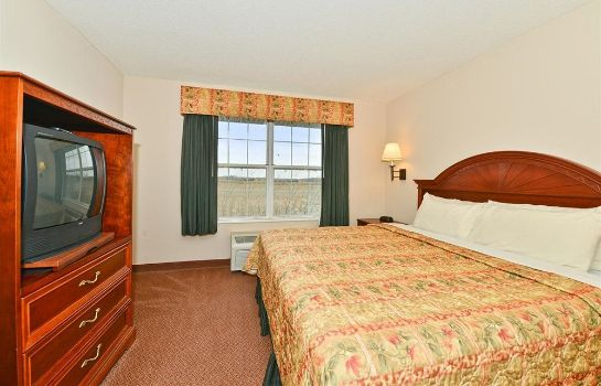 Camera standard IN Americas Best Value Inn & Suites Marion