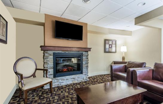 Hall DAYS INN SPRINGFIELD-CHICOPEE