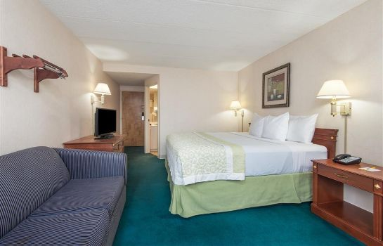 Zimmer DAYS INN SPRINGFIELD-CHICOPEE