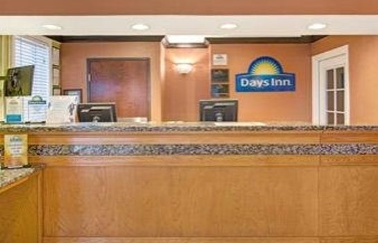 Hotelhalle DAYS INN SACRAMENTO DOWNTOWN