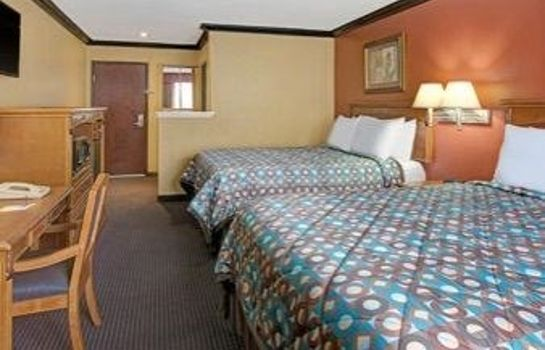 Zimmer DAYS INN SACRAMENTO DOWNTOWN