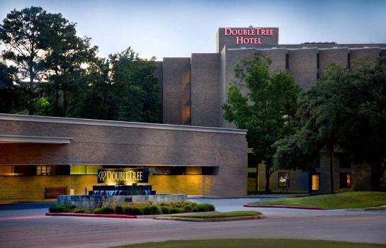 Außenansicht Doubletree Hotel Houston Intercontinental Airport