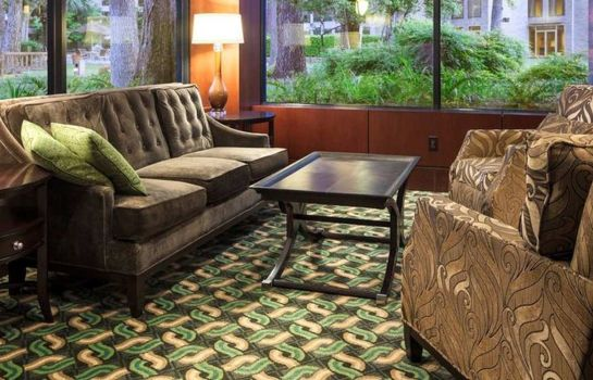 Hotelhalle Doubletree Hotel Houston Intercontinental Airport