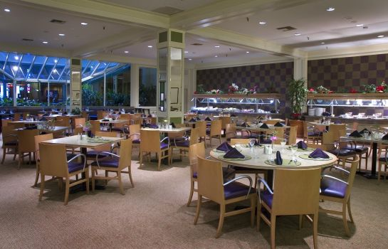 Restaurant Doubletree Hotel Houston Intercontinental Airport