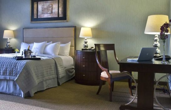 Suite Doubletree Hotel Houston Intercontinental Airport