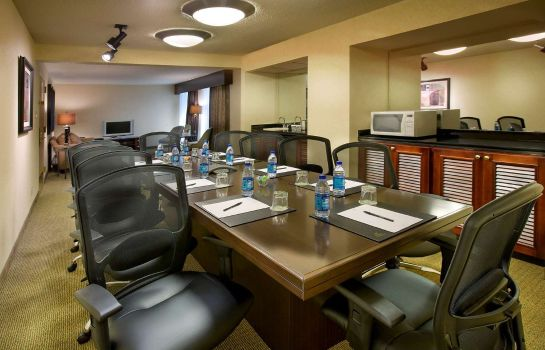Conference room Doubletree Hotel Houston Intercontinental Airport