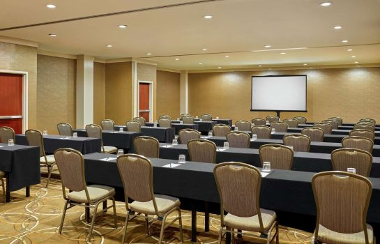 Sala de reuniones Doubletree Hotel Houston Intercontinental Airport