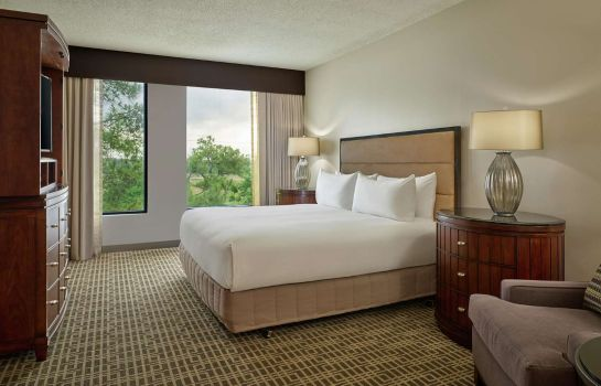 Habitación Doubletree Hotel Houston Intercontinental Airport