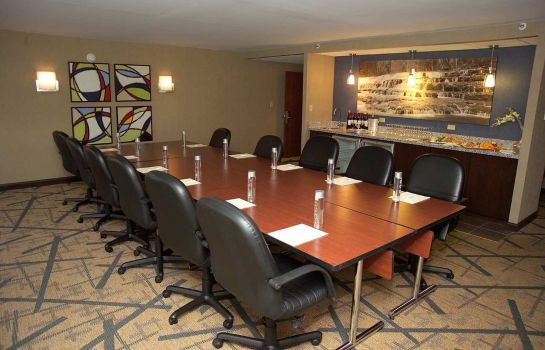 Conference room DoubleTree by Hilton St Louis - Westport