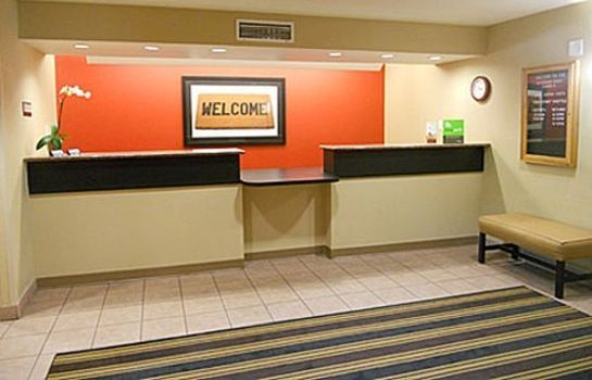 Hotelhalle EXTENDED STAY AMERICA LAKE BUE