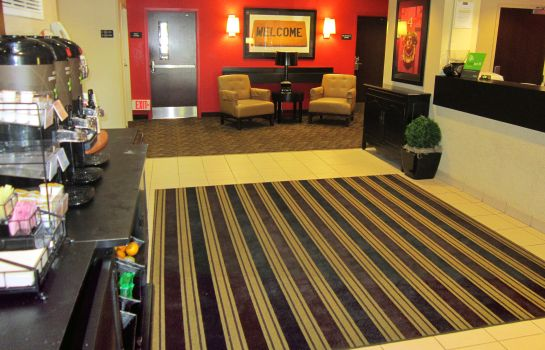 Hotelhalle Extended Stay America Maitland 1760 Pembrook Dr