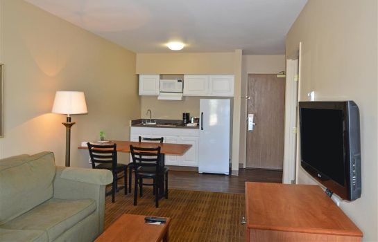 Zimmer Extended Stay America Midtown
