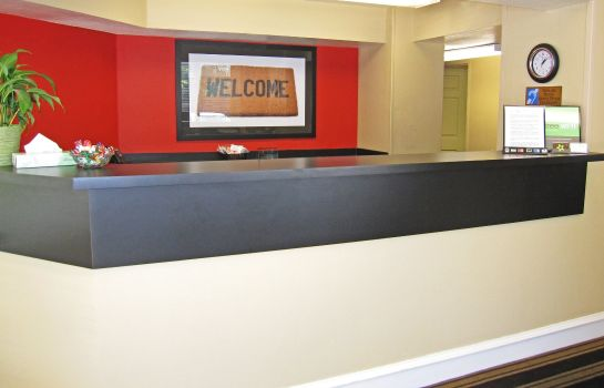 Hotelhalle Extended Stay America Mtn View