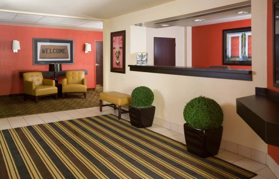 Lobby Extended Stay America Oakbrook