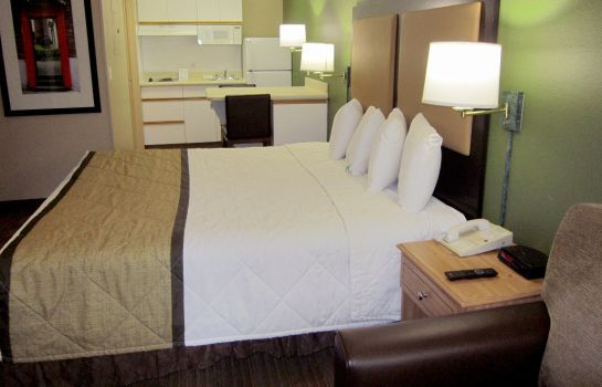 Zimmer Extended Stay America Redmond