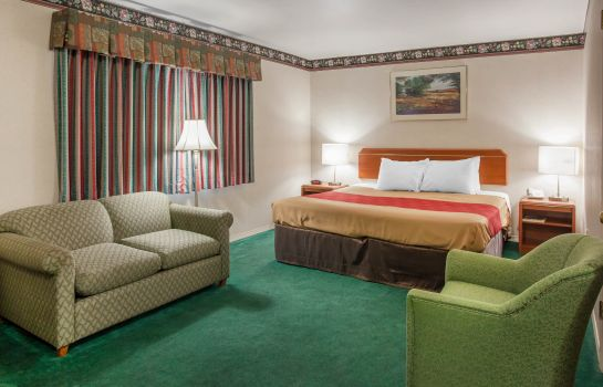 Zimmer Econo Lodge Vancouver