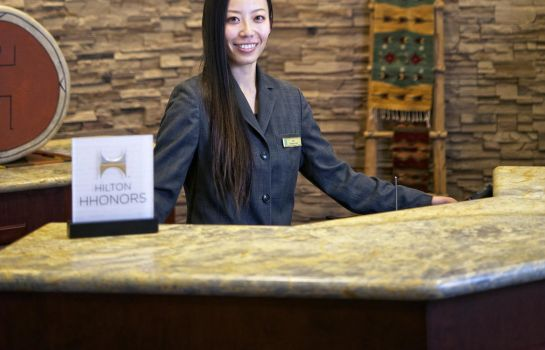 Hotelhalle Embassy Suites by Hilton Albuquerque Hotel - Spa