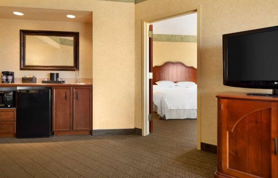 Zimmer Embassy Suites by Hilton Albuquerque Hotel - Spa