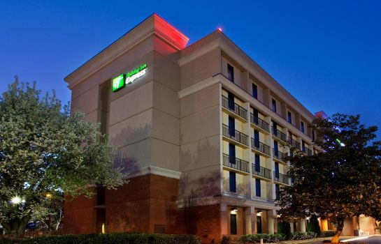 Buitenaanzicht Holiday Inn Express ATLANTA AIRPORT-COLLEGE PARK
