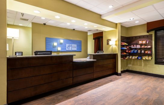 Hotelhalle Holiday Inn Express ATLANTA AIRPORT-COLLEGE PARK