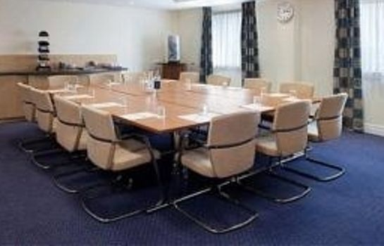 salle de réunion Holiday Inn Express CARDIFF AIRPORT