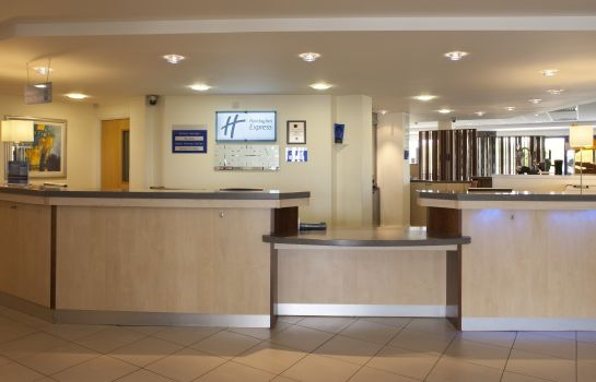 Hall de l'hôtel Holiday Inn Express CARDIFF AIRPORT