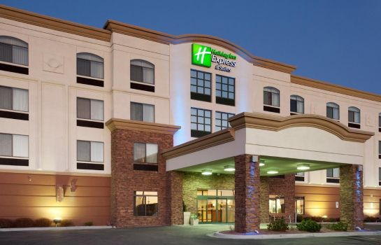 Außenansicht Holiday Inn Express & Suites CHEYENNE