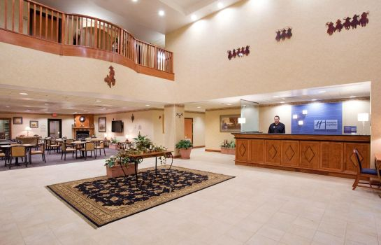 Hotelhalle Holiday Inn Express & Suites CHEYENNE