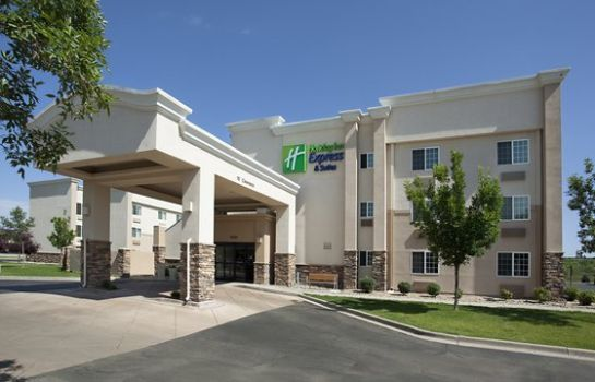 Widok zewnętrzny Holiday Inn Express & Suites WHEAT RIDGE-DENVER WEST