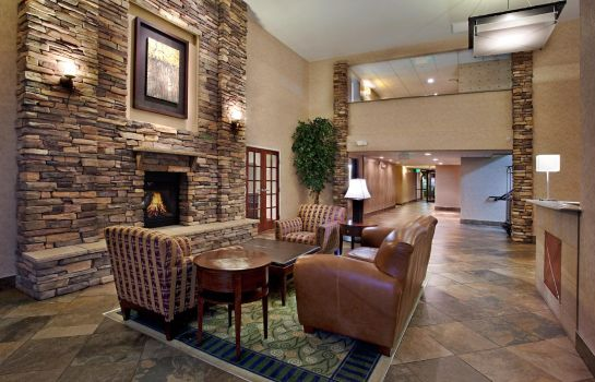 Hotelhalle Holiday Inn Express & Suites WHEAT RIDGE-DENVER WEST
