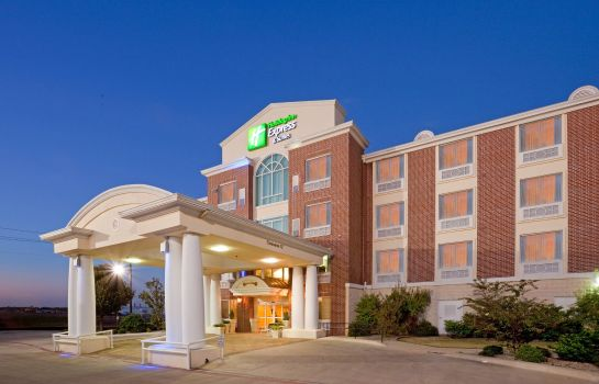 Außenansicht Holiday Inn Express & Suites LAKE WORTH NW LOOP 820