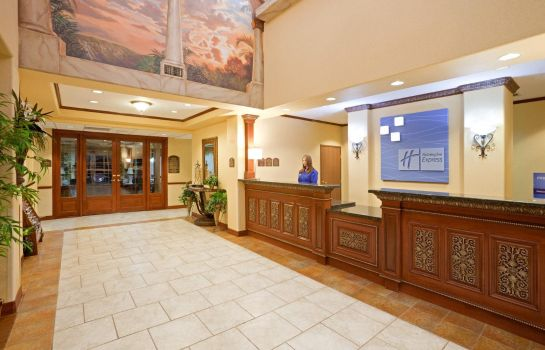 Hotelhalle Holiday Inn Express & Suites LAKE WORTH NW LOOP 820