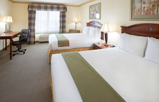 Zimmer Holiday Inn Express & Suites LAKE WORTH NW LOOP 820