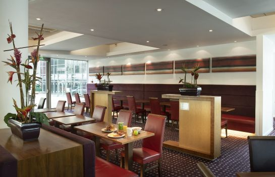 Hotel bar Holiday Inn Express NEWCASTLE CITY CENTRE