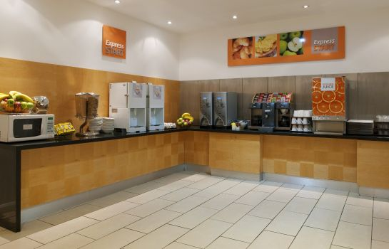 Restaurant Holiday Inn Express NEWCASTLE CITY CENTRE