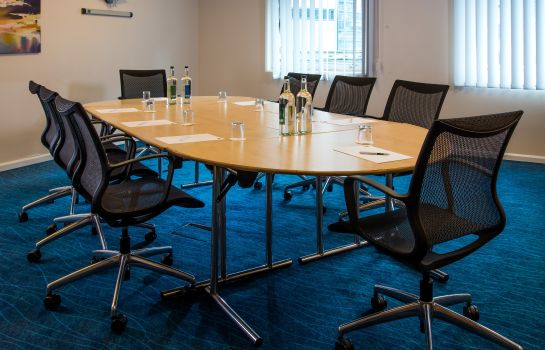 Conference room Holiday Inn Express NEWCASTLE CITY CENTRE