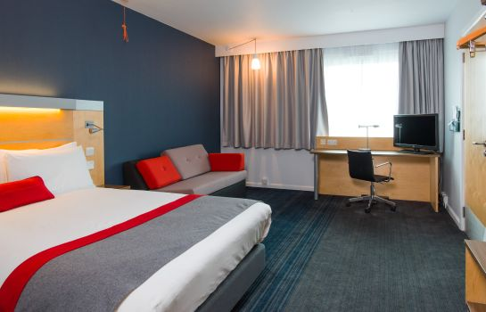 Room Holiday Inn Express NEWCASTLE CITY CENTRE