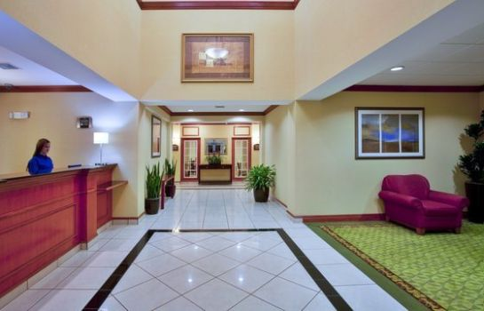 Hotelhalle Holiday Inn Express & Suites ST. PETERSBURG NORTH (I-275)