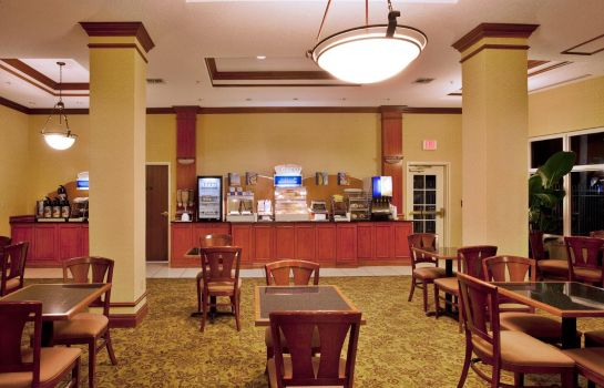 Restaurant Holiday Inn Express & Suites ST. PETERSBURG NORTH (I-275)