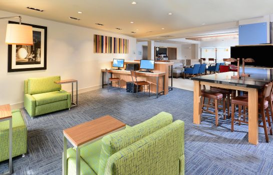Lobby Holiday Inn Express & Suites RESEARCH TRIANGLE PARK