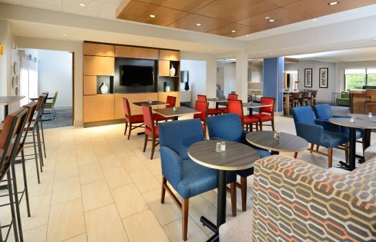 Restaurant Holiday Inn Express & Suites RALEIGH DURHAM AIRPORT AT RTP