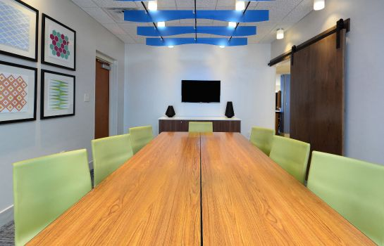 Conference room Holiday Inn Express & Suites RESEARCH TRIANGLE PARK